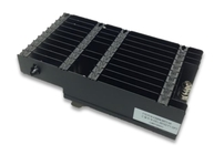 Passive cooler with heatpipes